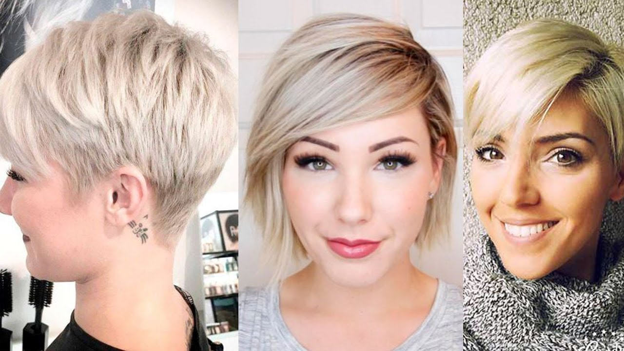 Top 10 Short Blonde Hair Ideas For A Chic Look In 2019